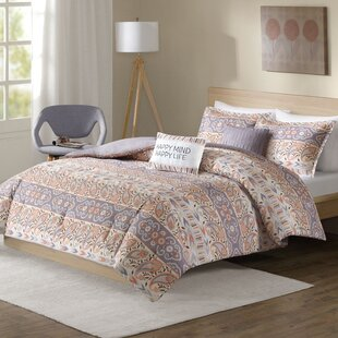 Harriet Bee Claudine Comforter Set