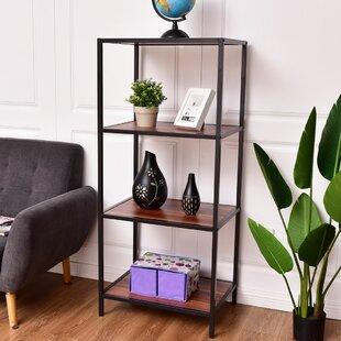 Hammonds 4 Tier Etagere Bookcase By Williston Forge