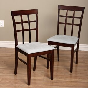 Justin Side Chair (Set of 8) by Warehouse..