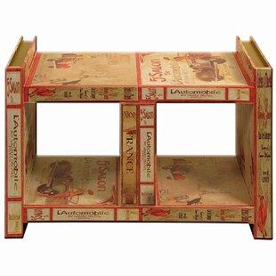 Discount McQuitty Wood Storage Bench