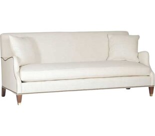 Lincoln Saddle Arm Sofa