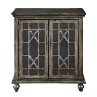 Savings Mauldin 2 Door Accent Cabinet ByLark Manor