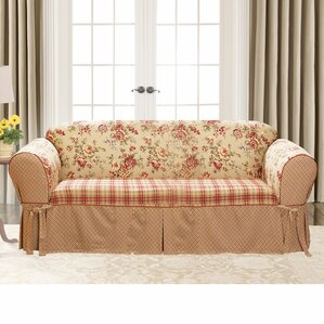 Lexington T-Cushion Sofa Slipcover by Sure Fit