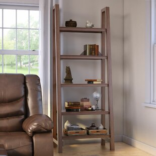 Price Check Fairfield Ladder Bookcase ByDarby Home Co
