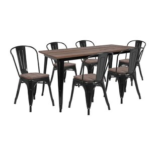 Mukilteo 7 Piece Dining Set