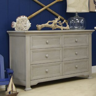 Medford 6 Drawer Double Dresser