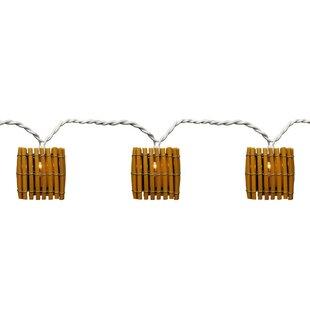 Penn Distributing 10-Light Lantern String Lights