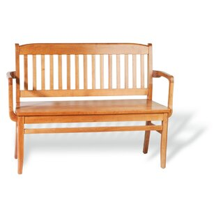 Bulldog Two Seat Bench