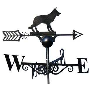 Lebrun Weathervane By Sol 72 Outdoor