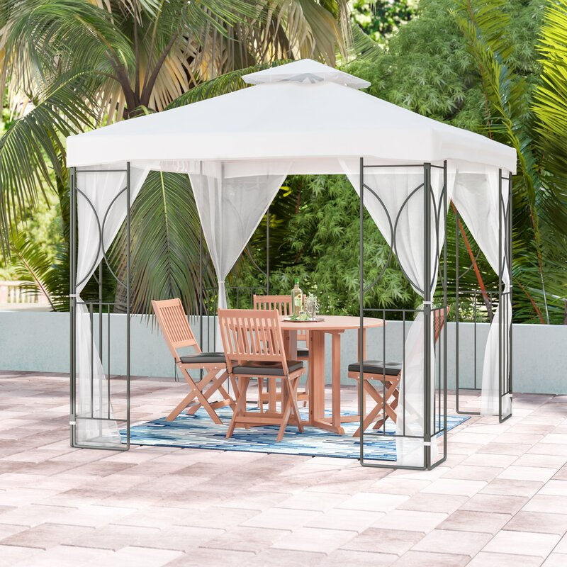 Suntime Outdoor Living Polenza 8 Ft W
