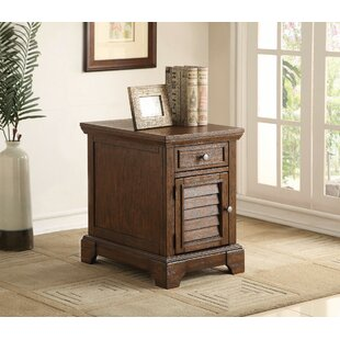 Darby Home Co Engle End Table with Storage