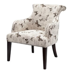 Sandridge Armchair by Charlton Home