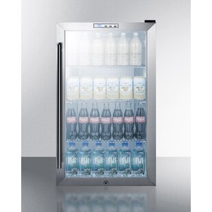 Summit Commercial 3.35 cu.ft. Beverage Center with Lock by Summit Appliance
