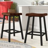 Mount Shasta 24.13 Counter Stool (Set of 2) by Loon Peak®