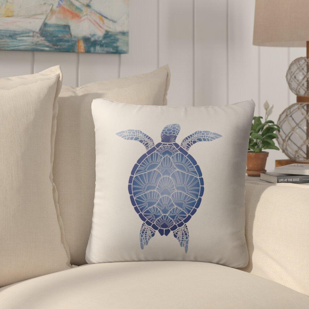 Bay Isle Home Aldana Outdoor Square Cotton Pillow Cover Insert Wayfair