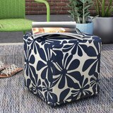 Monterey Cube Ottoman by Wrought Studio™