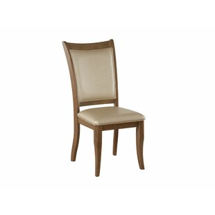 Ophelia & Co. Visconti Upholstered Dining Chair (Set of 2)