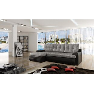 Korhonen Sleeper Corner Sofa By Mercury Row