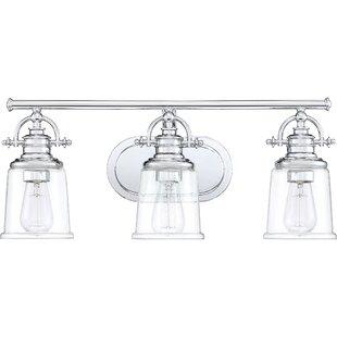 Darby Home Co Attles 3-Light Vanity Light
