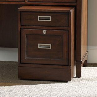 Read Reviews Latitude 2-Drawer Mobile File by Hooker Furniture