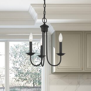 Andover Mills Newbie Five Light Candle Style Linear Chandelier Wayfair