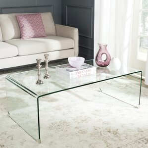 Wade Logan Liberty Coffee Table