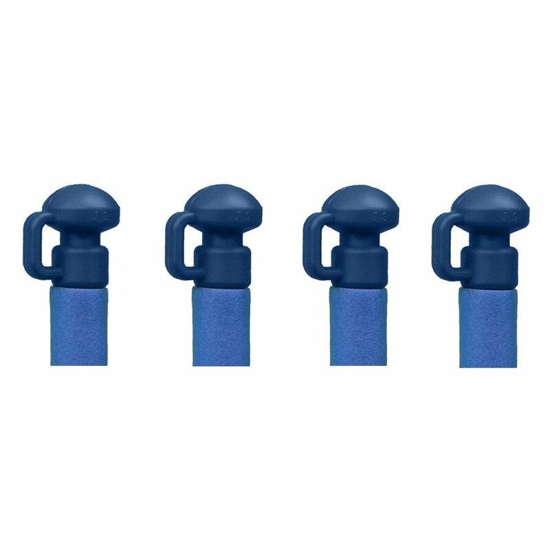 "Universal Trampoline Pole Cap by Upper Bounce 1.5/"" Diameter Pole Blue"