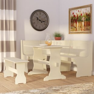 Delano 3 Piece Dining Set by Andover Mills No Copoun