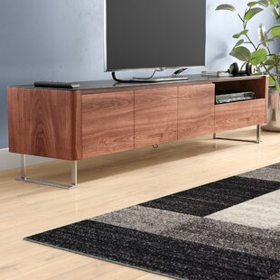 Savings Beallsville TV Stand for TVs up to 78 by Wade Logan Reviews (2019) & Buyer's Guide