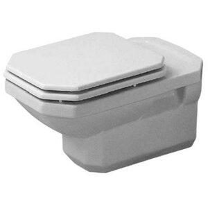 1930 Series Dual Flush Elongated Toilet Bowl Duravit