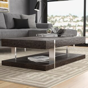 Compare Daisytown Coffee Table by Wade Logan Reviews (2019) & Buyer's Guide