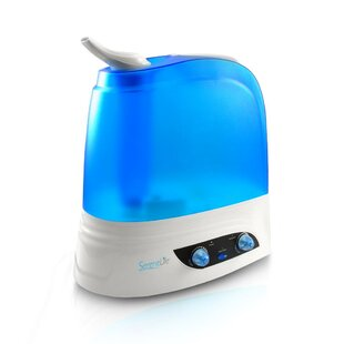 Cool and Warm Mist Ultrasonic Tabletop Humidifier