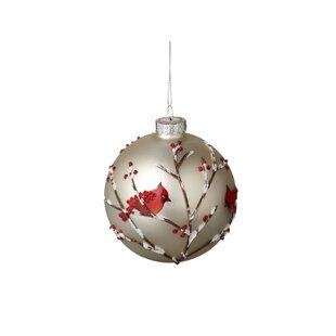 Red Cardinal Ornaments   Wayfair