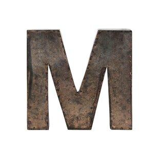 mccubbin metal alphabet letter