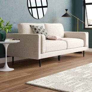 Brennan Retro Mid-Century Sofa