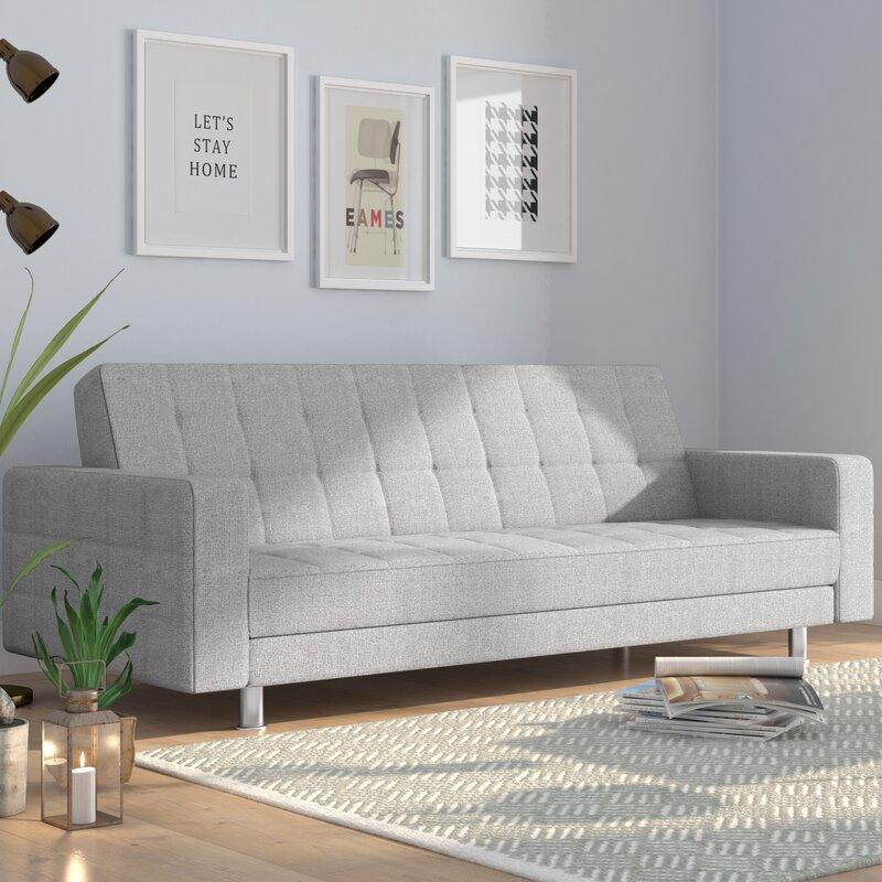 Wantaugh 3 Seater Sofa Bed