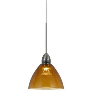Latitude Run Winchester 1-Light Cone Pend..