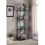Roesch Etagere Bookcase by Gracie Oaks