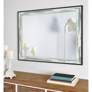 Hailie Traditional Accent Mirror by Rosalind Wheeler