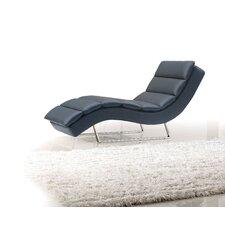 arceneaux leather chaise lounge