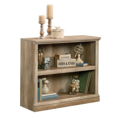 Chambers Standard Bookcase Color: Lintel Oak by Darby Home Co