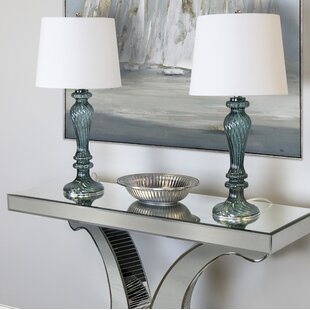 Lowrey Glass 26 Table Lamp Set Of 2