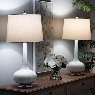 Herschel 29'' Table Lamp (Set of 2) by Wrought Studio