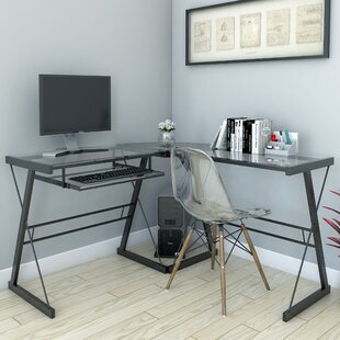 Madison 3 Piece Corner L-Shaped Computer Desk