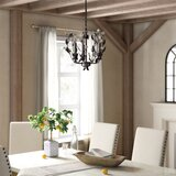 Giovanna 3-Light Candle Style Chandelier