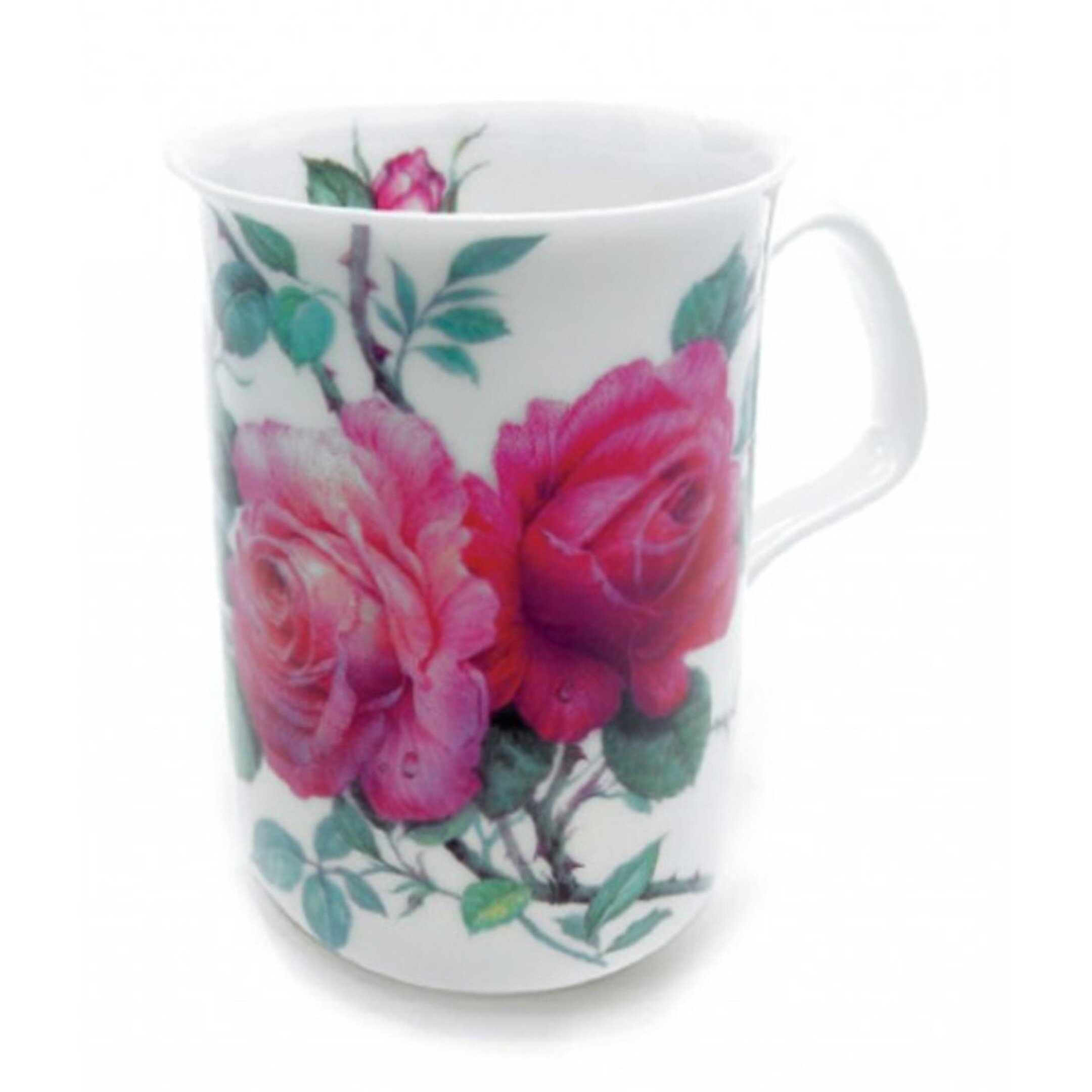August Grove Jody English Rose Bone China Coffee Mug Wayfair