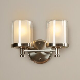 Three Posts Bevilacqua 2-Light Vanity Light