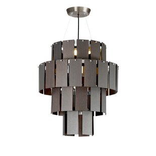 ZANEEN design Quarz LED Chandelier