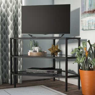 Price comparison Deweese Corner TV Stand for TVs up to 32 by Ivy Bronx Reviews (2019) & Buyer's Guide