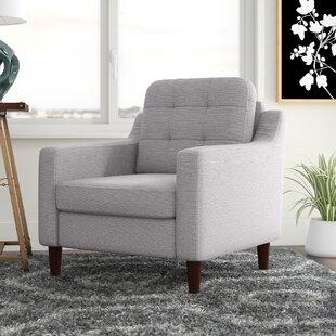 Bensley Armchair by Ivy Bronx